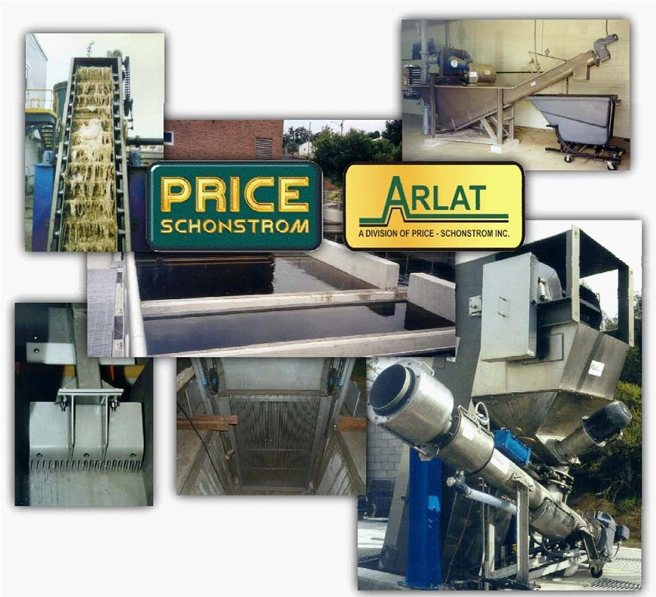 Arlat Technology manufacturer of water and wastewater treatment equipment